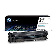 Eredeti HP 203X nagy kapacitású fekete toner (CF540X)