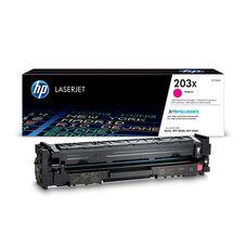 Eredeti HP 203X nagy kapacitású magenta toner (CF543X)