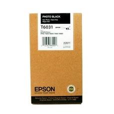 Eredeti Epson T603 foto-fekete patron